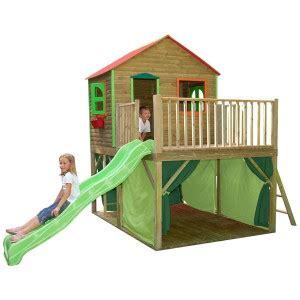 Maisonnettes En Bois 233 Cologiques Et Durables Pour Enfants