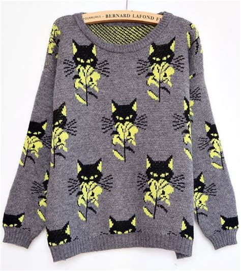 knit cat sweater pattern 17 best images about cat knits sweaters on