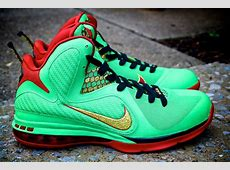 Year of the Dragon Nike Lebron 9 Customs by Proof Culture Lebron 9 Year Of The Dragon