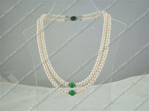 Korean Handmade Jewelry - pearl necklace wholesale jewelry handmade jewelry fashion
