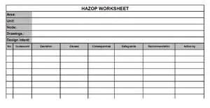 hazop study enggcyclopedia