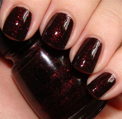 most mature nail colour quot lubu heels quot by china glaze one of the most beautiful
