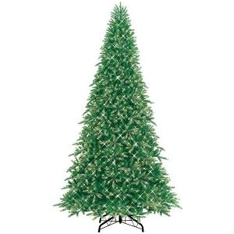 home depot christmas tree return policy ge 10 5 ft pre lit deluxe just cut frasier fir tree clear lights avi depot much more