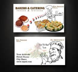 catering business card ideas sle of visiting cards studio design gallery