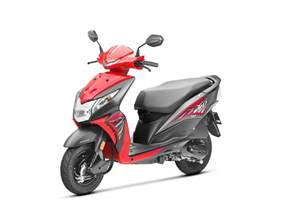 Honda Deo Upgraded Honda Dio 2017 With Bsiv Aho