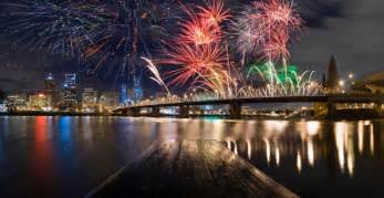 Infinity Portland Oregon 7 Best Places To Spend New Years In America Infinity