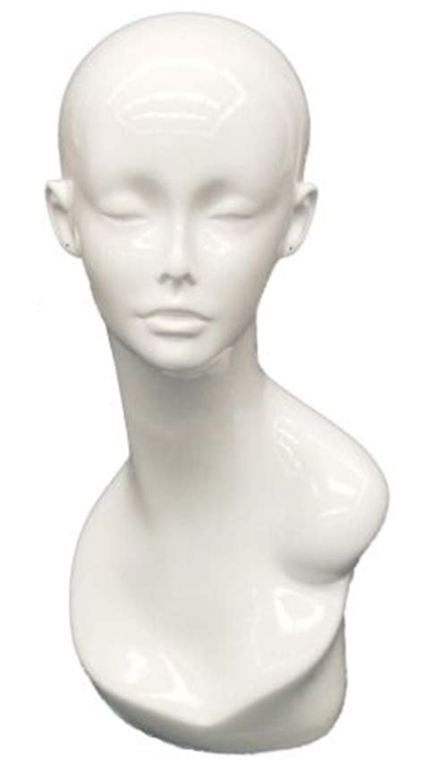 female display heads mannequin head forms display mannequin head display head jewelry display decorative