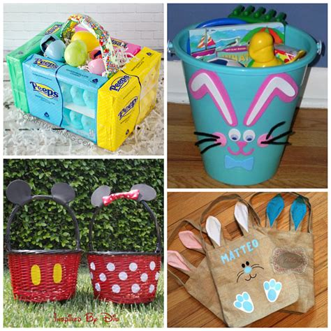 diy easter basket ideas 28 homemade easter basket ideas gallery for gt homemade