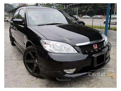 how to sell used cars 2004 honda civic lane departure warning honda civic 2004 vtec 1 7 in kuala lumpur automatic sedan black for rm 35 000 1728801 carlist my
