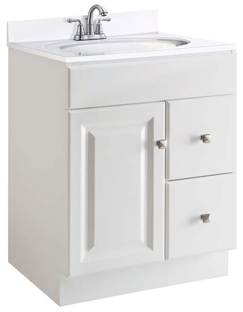 design house wyndham vanity design house wyndham white semi gloss vanity cabinet