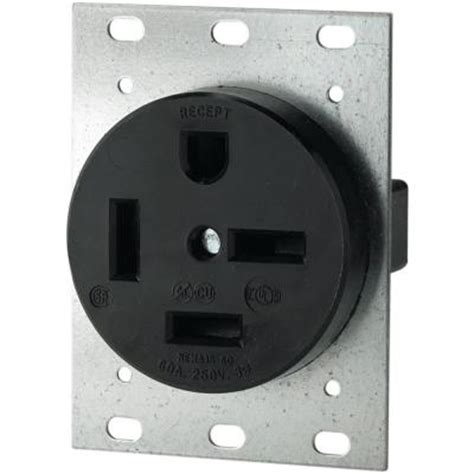 eaton 60 250 volt 15 60 3 pole 4 wire power receptacle