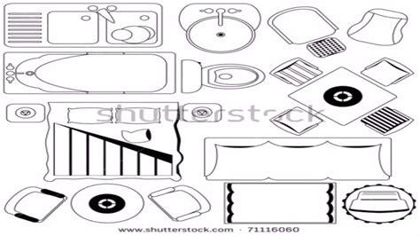 toilet symbol floor plan floor plan symbol for toilet youtube