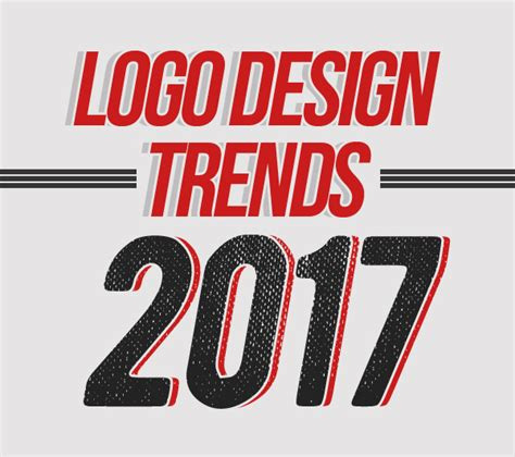 trending design 2017 2017 logo design trends and strategy guide articles