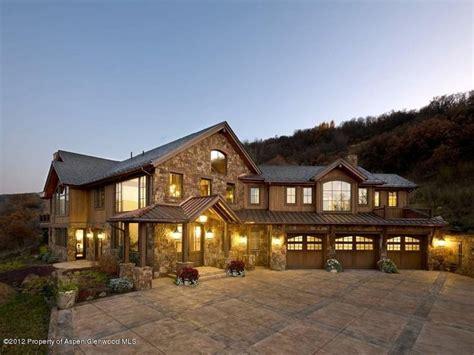 colorado mountain home in aspen custom home magazine 71 best images about aspen million dollar homes on pinterest