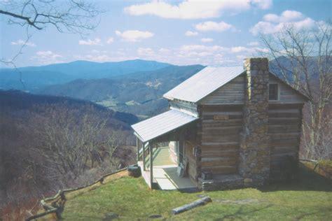 panoramio photo of log cabin in appalachia
