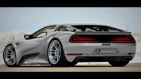 Delorean Dmc 12 Concept by Dmc Next Delorean Dmc Concept Tuning