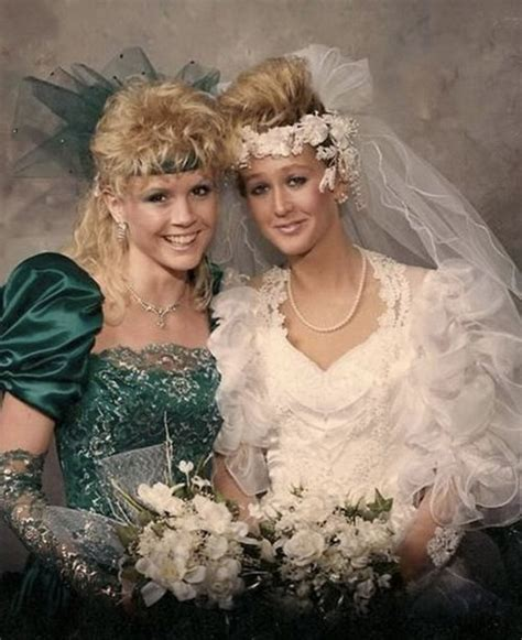 thinking of an 80 s themed wedding here are 13 dresses to