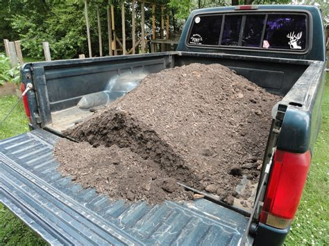 1 Yard Of Dirt How Much Is A Cubic Yard Of Gravel Home Improvement