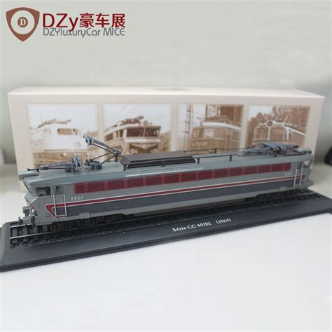 Atlas 4 Pcs Ho Scale Tram Sncf Serie And Pennsylvania Class Models Die atlas 1 87 ho scale tram sncf serie cc 40101 1964 104 at020 in diecasts vehicles from toys