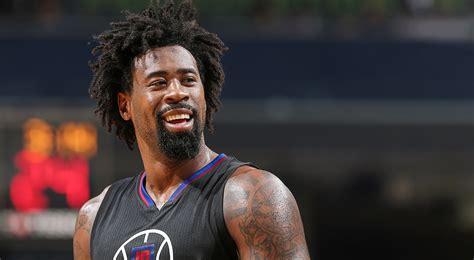 deandre jordan hair press release deandre jordan selected as western