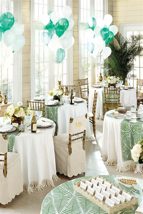 Host A Bridal Shower by Hosting A Bridal Shower With Bunny Williams Decorazilla Design