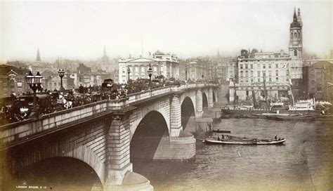 london a history in this day in history london bridge sold to arizona for a million pounds now here this