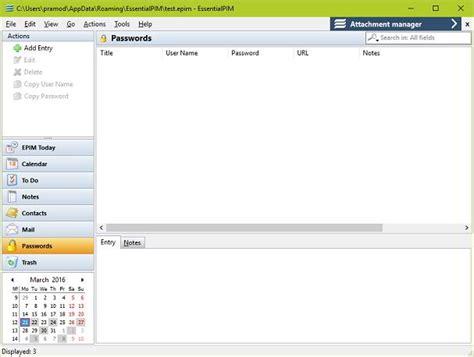 best pim software essentialpim is a free personal information manager