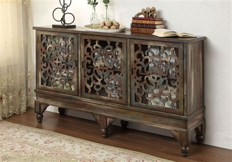 console table with cabinets entry table with storage wood storage drawers console