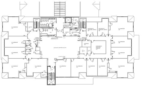 Floor Plan For Preschool Classroom Home Interior Preschool Building Plans And Designs