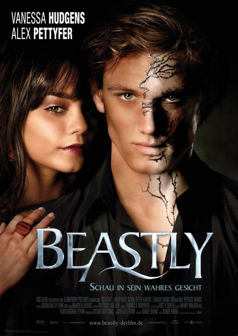 film romance imdb new beastly poster filmofilia