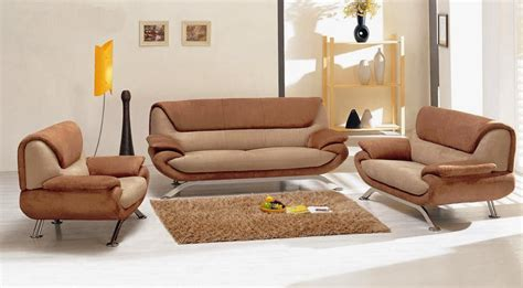 Modern Fabric Sofa Sets Stylish Design Furniture Divani Casa 7040 Modern