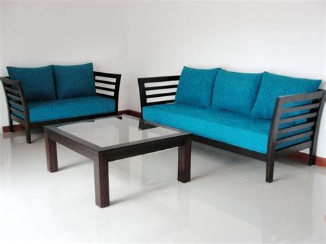 sofa wood design the 25 best wooden sofa set ideas on pinterest wooden