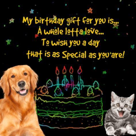 A Whole Lotta Birthday Love. Free Happy Birthday eCards