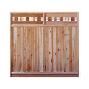 home depot wood lattice signature development 6 ft h x 6 ft w western cedar