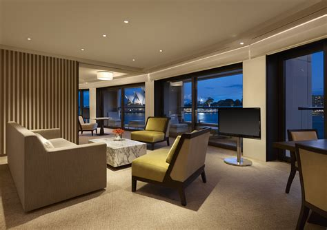 Livingroom Club park hyatt sydney s most luxurious hotel the lux traveller