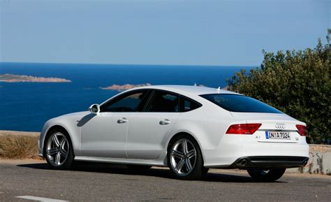 Audi A7 Sline by Car And Driver