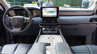How To Make Interior Design For Home 2018 lincoln navigator black label at new york auto show photo