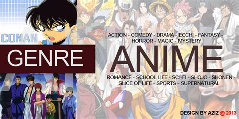 anime genre arti dan penjelasan beberapa genre anime rahmancyber