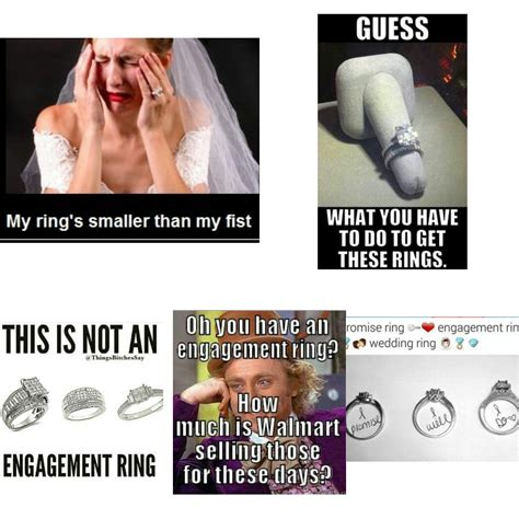 stupid engagement ring meme page 4