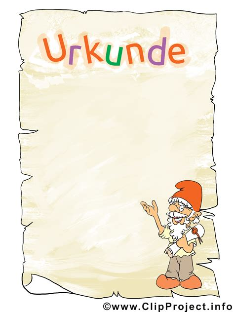 Word Vorlage Urkunde Urkunde