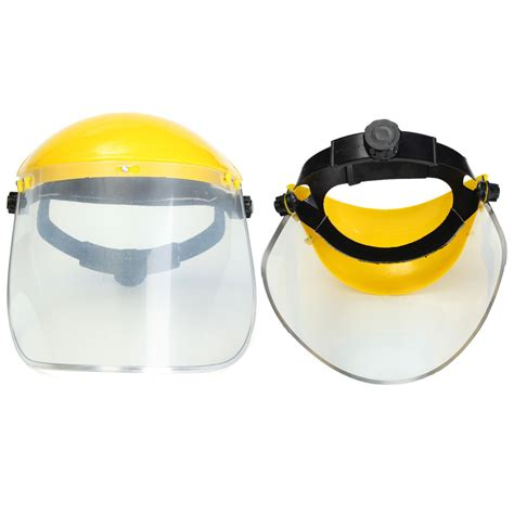 Eye Visor Cap electric welding protective mask clear shield eye
