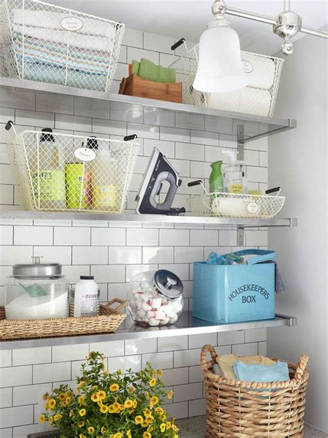 laundry room shelves laundry room shelves keep everything organized and within