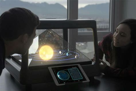 coolest gadgets 2017 holus 3d hologram simulator