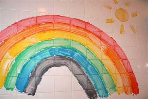 Bathtub Paint Crafts For Kids Pbs Parents