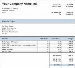 weekly invoice template senomix timesheets time and expense tracking features