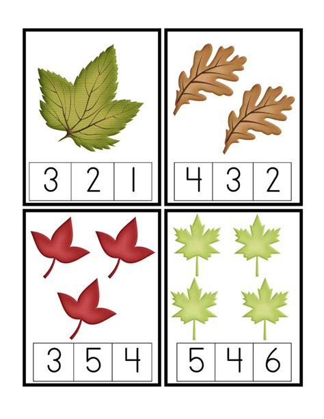 printable leaves for kindergarten preschool printables leaves trc pinterest