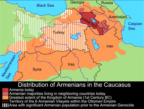 ottoman armenia infographics maps music and more caucasus wars and