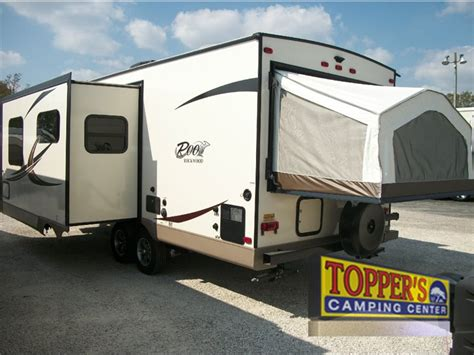 Roo Trailer Rockwood Roo Expandable Hybrid Travel Trailers Topper S