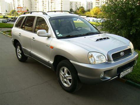 2002 hyundai santa fe pictures 2 0l diesel manual for sale