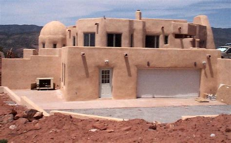 adobe house tornado proof home